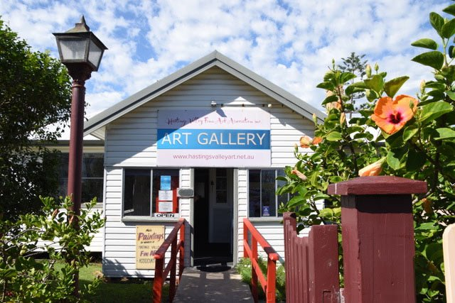 Hastings Valley Fine Art Association - an art society in the Port Macquarie area